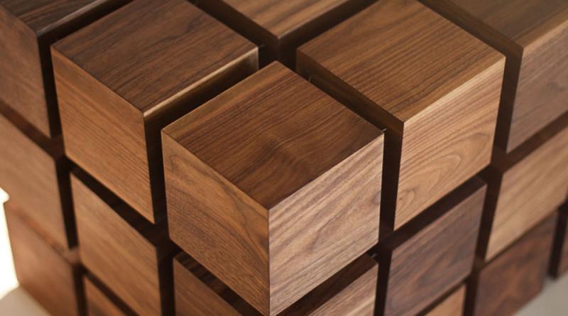 дерево кубик
