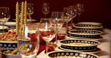 стол, праздник, ресторан, кафе