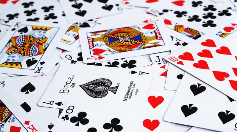 карты, игральные карты