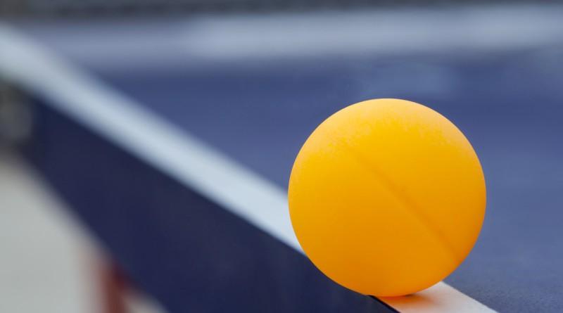 пинг понг, тенис