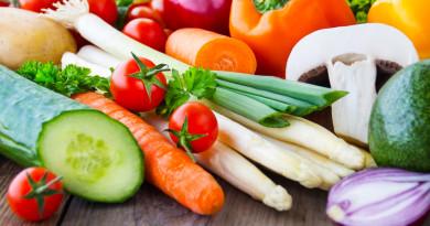 здоровая еда, овощи