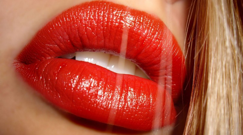 губы, красота