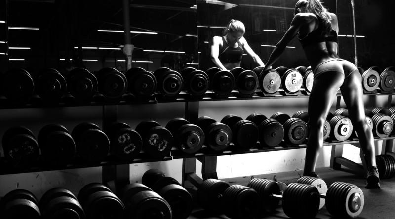 фитнес, спорт, тренажер