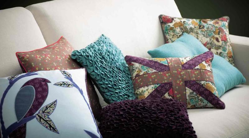 подушки, софа