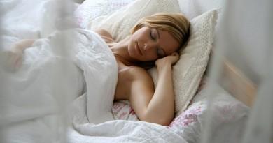 сон, кровать