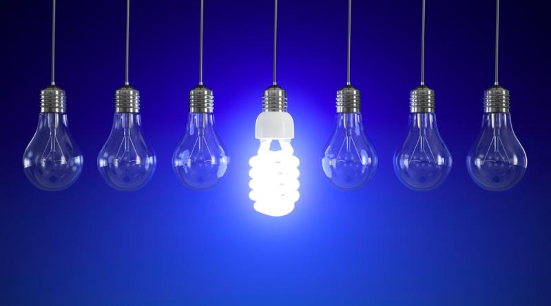 энергосберегайка лампа
