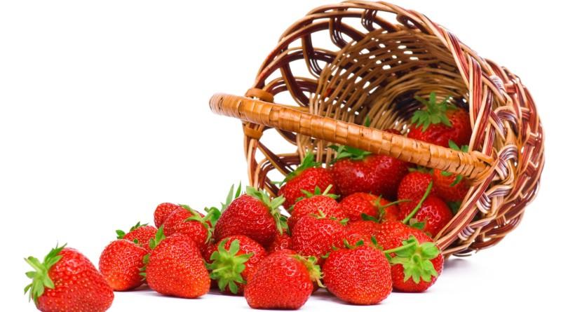 корзина, ягода