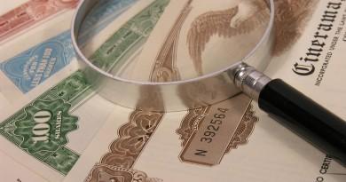 ценные бумаги акции