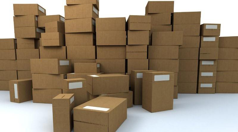 товар коробки