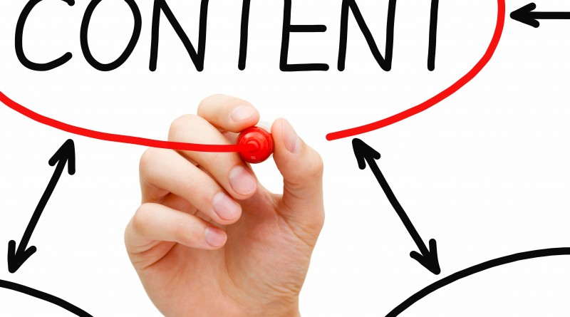 контент текст html