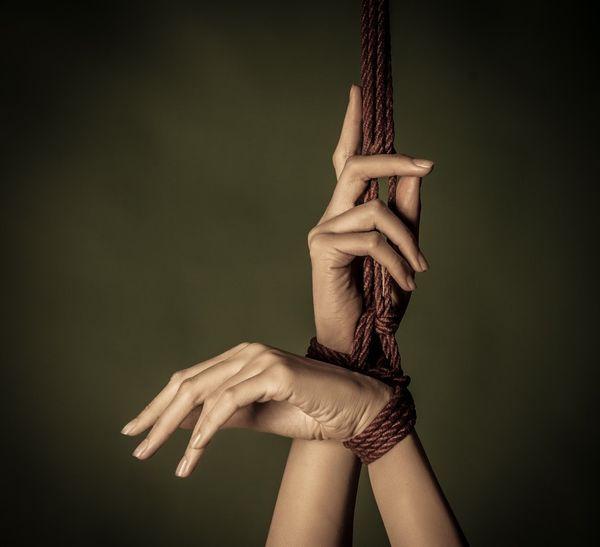 Шибари - искусство фиксации веревкой