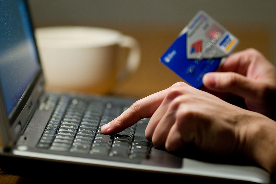 компьютер кредитка