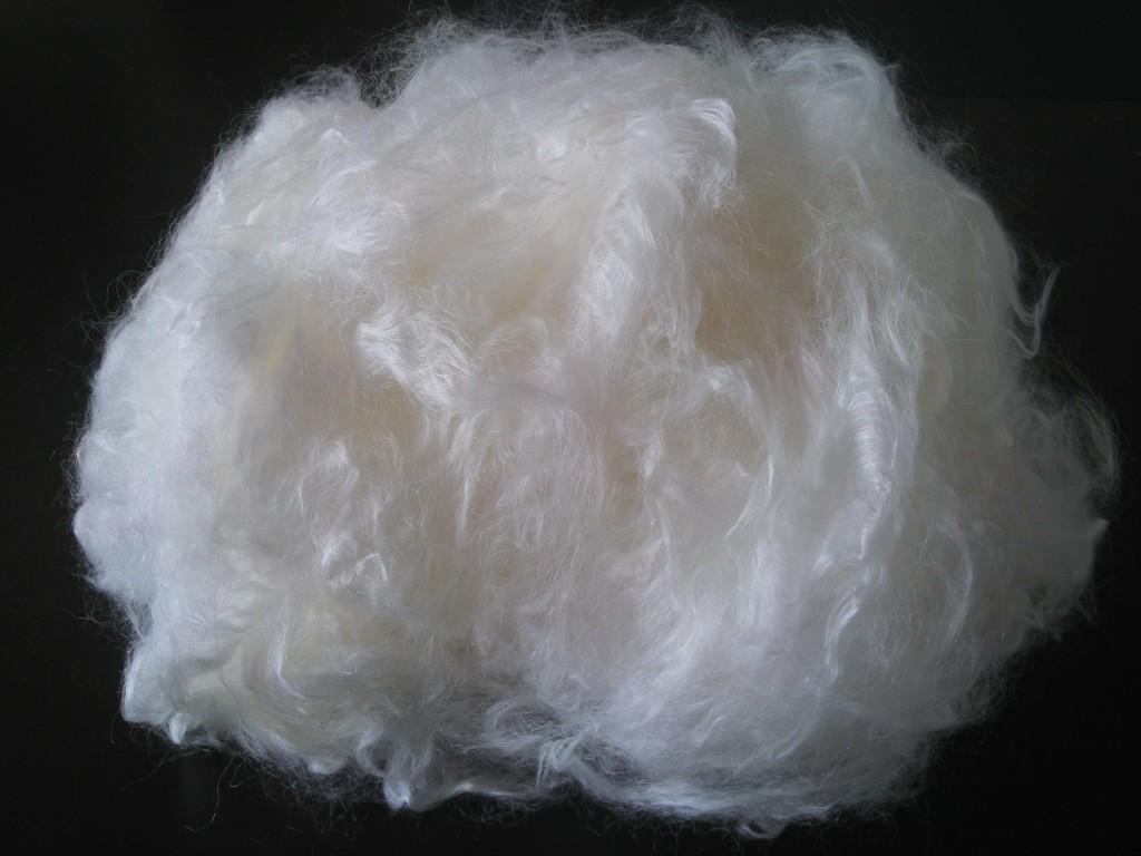 Регенерированное текстильное волокно (вата РВ)