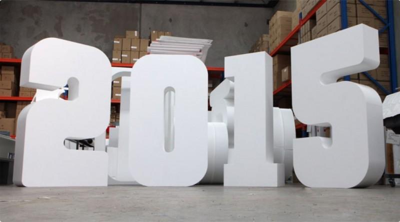 пенопласт буквы
