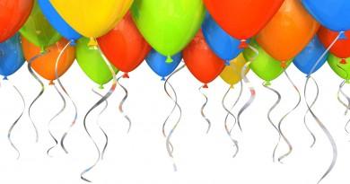 праздник воздушный шар