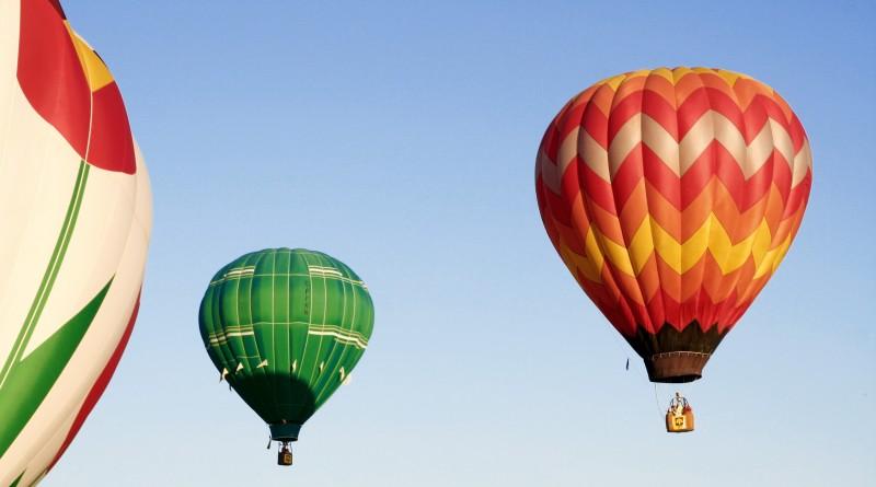 воздушный шар экскурсия