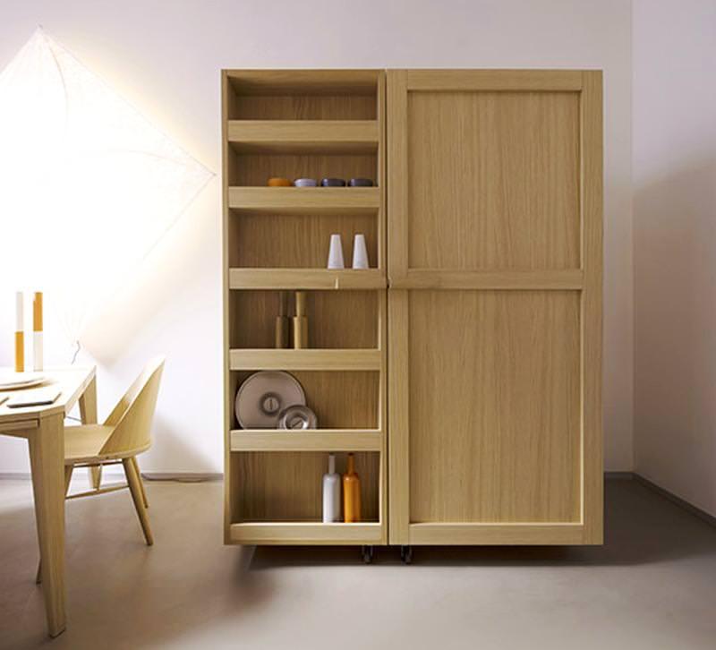 кухонный модульный шкаф