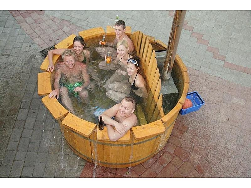 офуро фурако строим баню