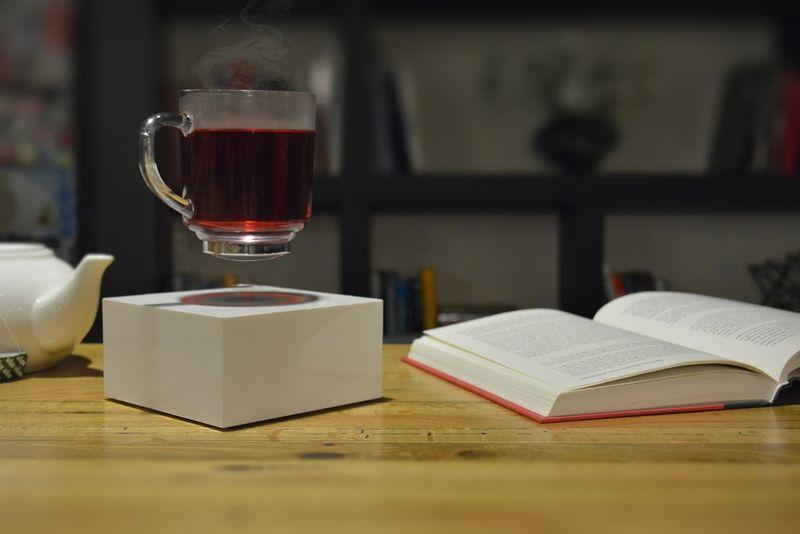 летающий чай
