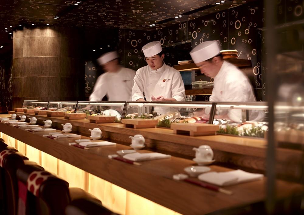 бизнес суши роллы