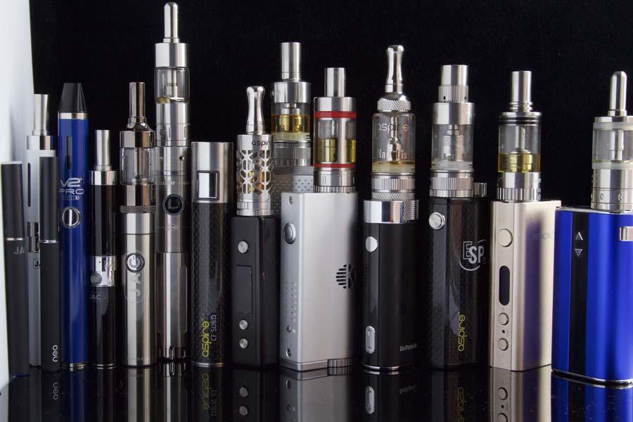 Разнообразие выпускаемых форм и видов электронных сигарет