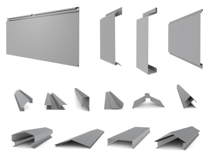 Различие металлических изделий
