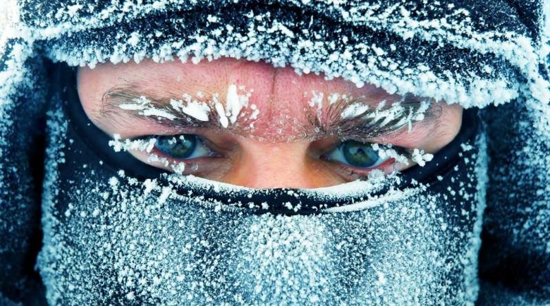 холодно мороз замерз