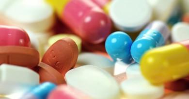 таблетки витамины