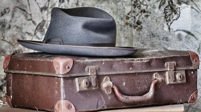 чемодан туризм