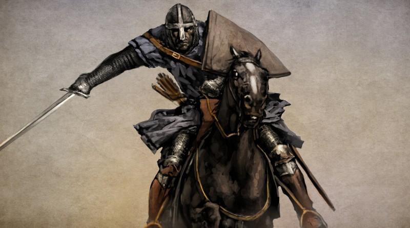 рыцарь конь