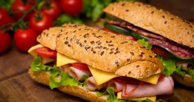сэндвич бутерброд