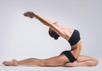Интерактивный коврик для йоги, помогающий правильным занятиям
