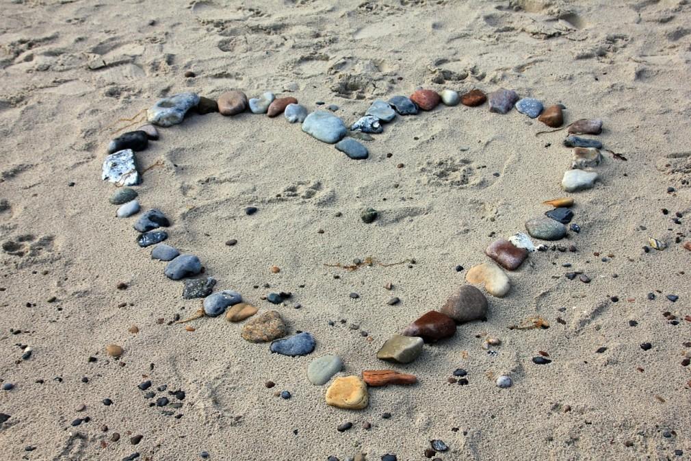лето пляж