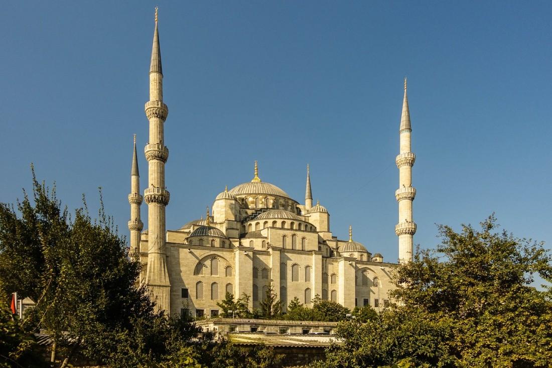 турция мечеть