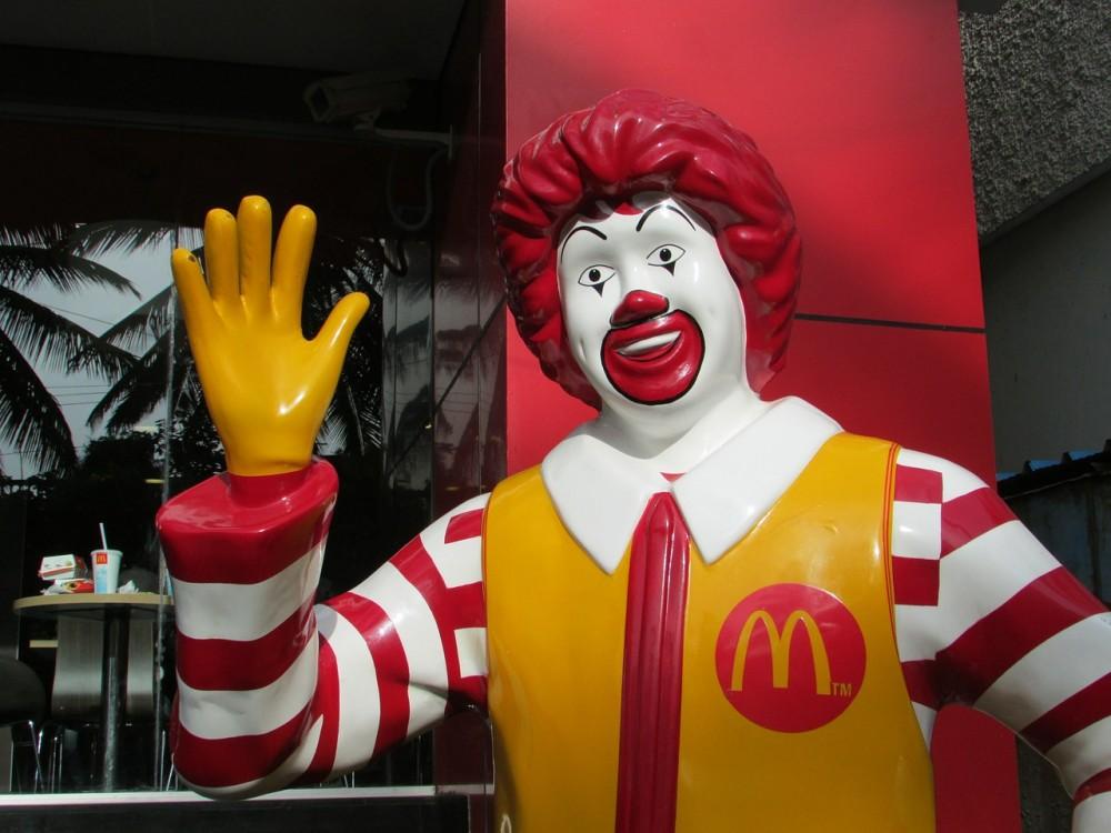 mcdonald макдоналдс