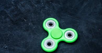 fidget-spinner спиннер