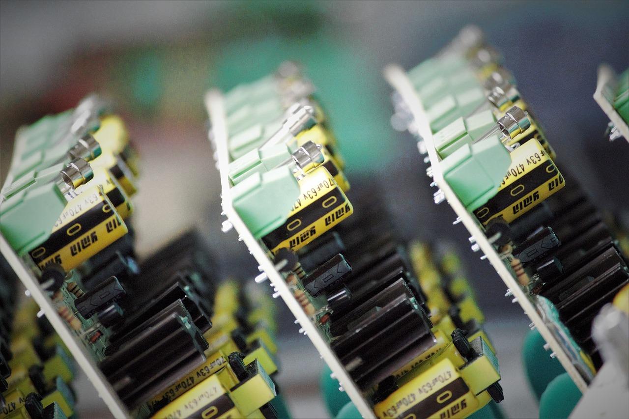 электроника печатная плата