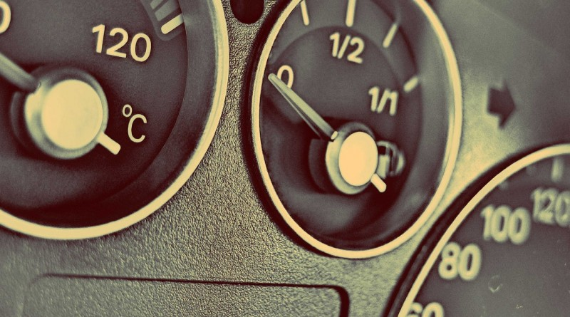 автомобиль приборы