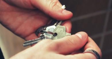 ключ квартира недвижимость