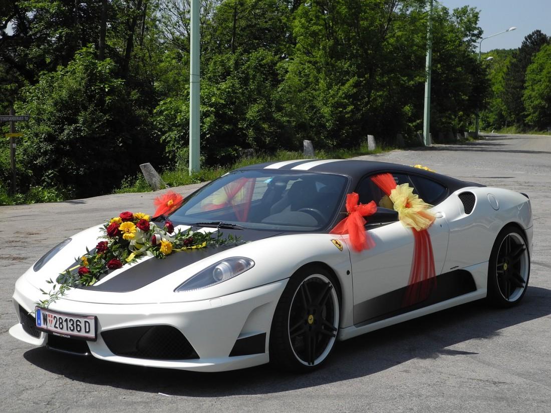 свадьба автомобиль
