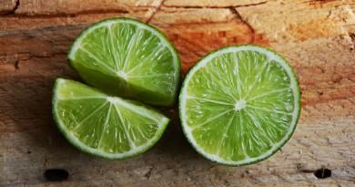 лайм лимон