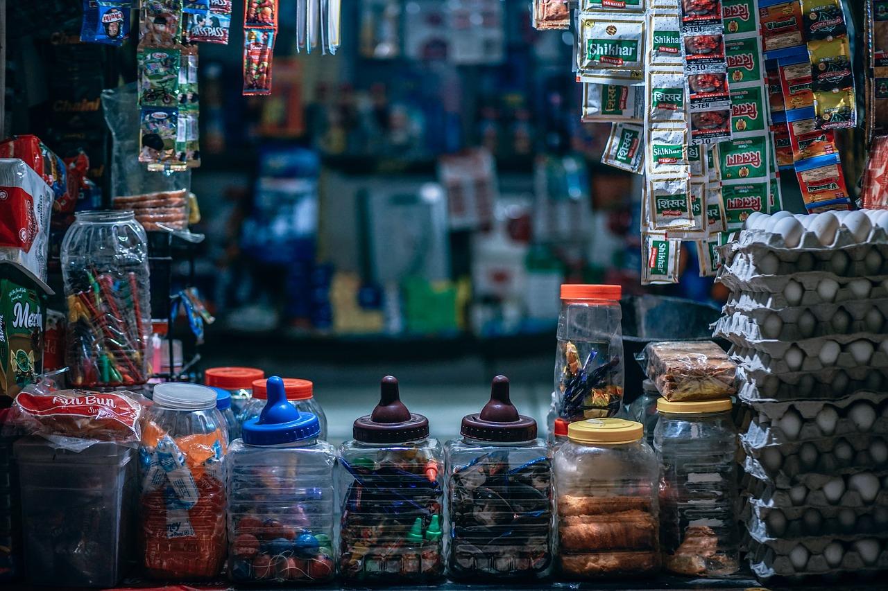 лавка рынок базар