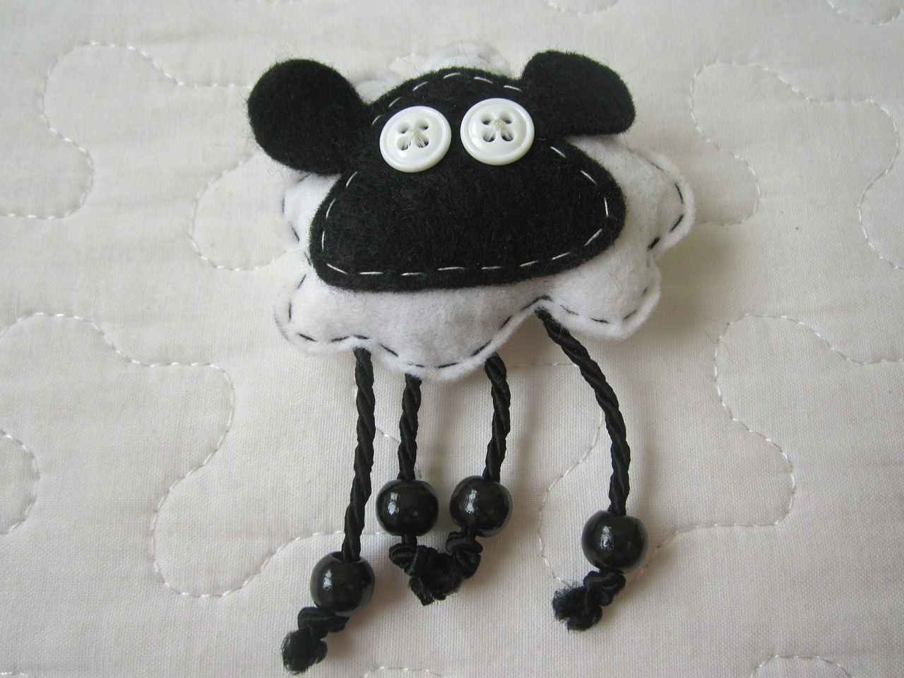 овца войлок