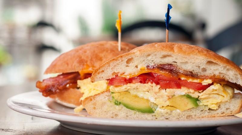 бутерброд сандвич
