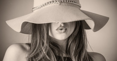 мода шляпа женщина