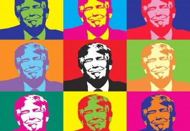Такие люди на улицах не валяются: шлепанцы, посвященные Дональду Трампу