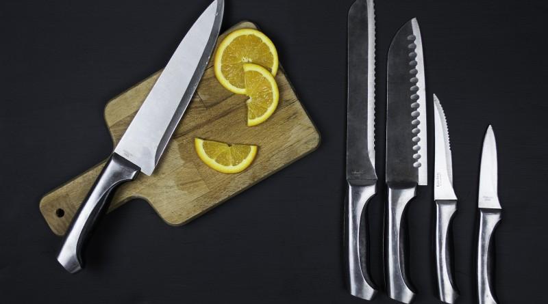 еда ножи
