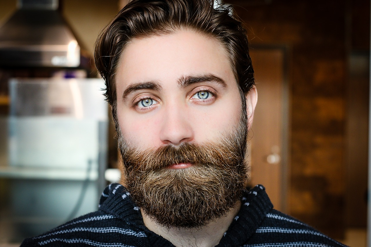 борода мужчина